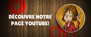 Dcouvre notre page Youtube